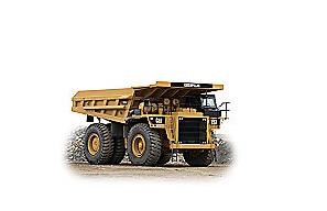 卡特彼勒785C矿用卡车