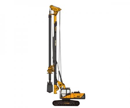 泰信机械KR160A旋挖钻机