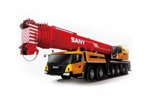 三一重工SAC3500全地面起重机
