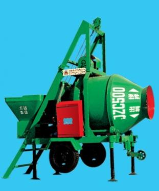 方圆JZC500混凝土搅拌机