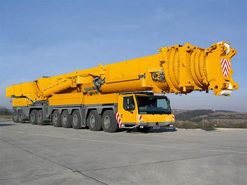 利勃海尔LTM 11200-9.1全地面起重机