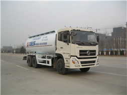 中通汽车ZTQ5250GGHE3K43D(东风天龙)干混砂浆运输车