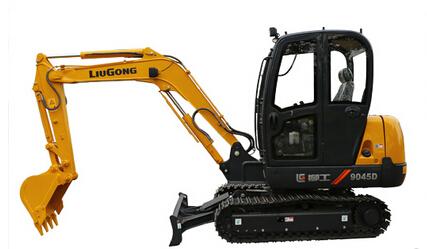 柳工CLG9045D挖掘機