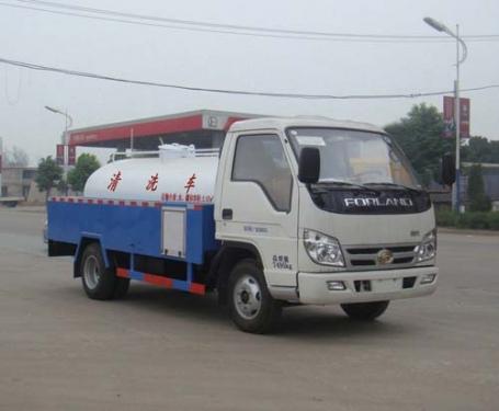 楚飞神狐牌HLQ5073GQXB型清洗车