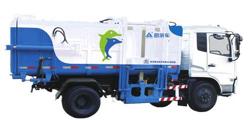 航天晨光CGJ5120TCAB4餐厨垃圾车