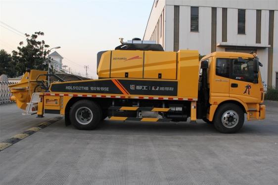 柳工HBC10016195E混凝土车载泵