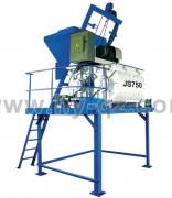 华源机械JS750立式搅拌机