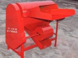 华勤机械5T-28收获处理机械