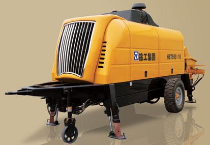 徐工HBTS90X18托泵