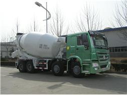 中通汽车ZTQ5310GJBZ7T36D (豪泺)搅拌运输车