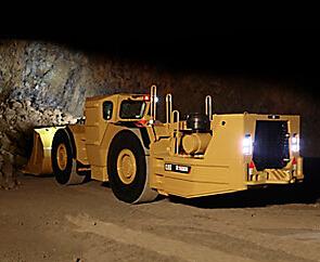卡特彼勒R1600H井下矿运机