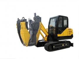 恒特DMB-1 挖树机 移树机