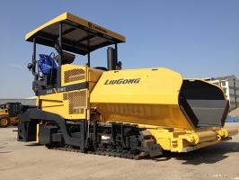 柳工CLG509A(机械加长)沥青摊铺机
