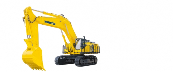 小松PC1250-8履带式液压挖掘机