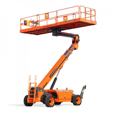 鼎力GTBZ16SU自行走直臂桥式高空作业平台