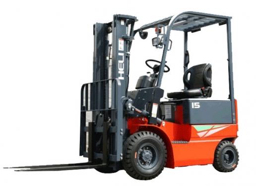 合力四支點 H3系列1-1.8噸蓄電池平衡重式叉車