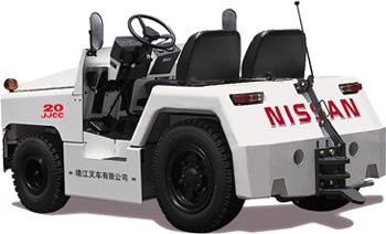 靖江2-3吨NISSAN系列基本型KM内燃牵引车