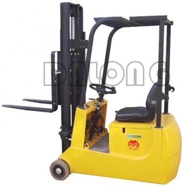梅狮CPD10S标准型全电动平衡重座式叉车
