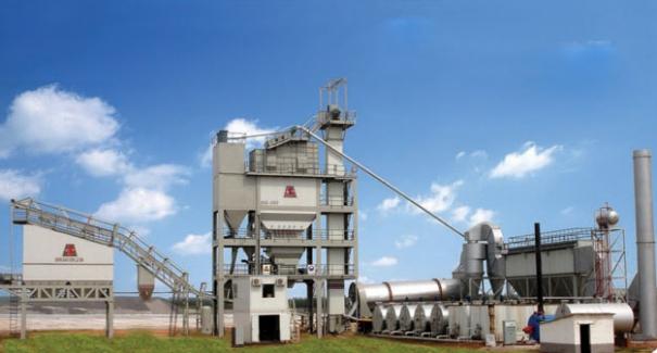 路达HQB4000型强制式沥青混凝土搅拌设备