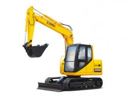 厦工XG808履带式挖掘机
