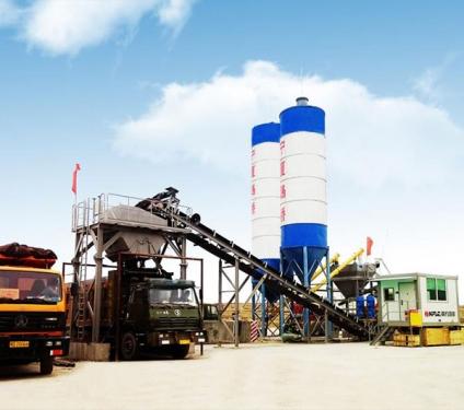 南方路机NWCB800稳定土厂拌设备