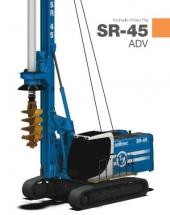 土力机械SR45旋挖钻机