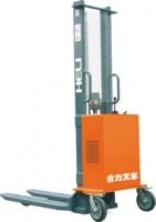 合力0.8-1.0吨手推电起升堆垛车