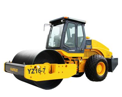 常林YZ16-7振动压路机