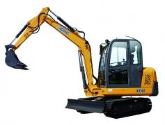 徐工XE40小型挖掘机