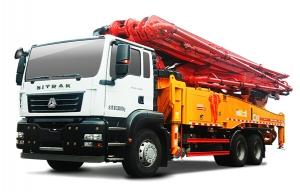 三一重工SYM5330THBDZ 490C-8S泵车