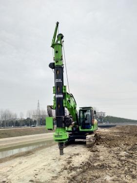 泰信机械KR40旋挖钻机