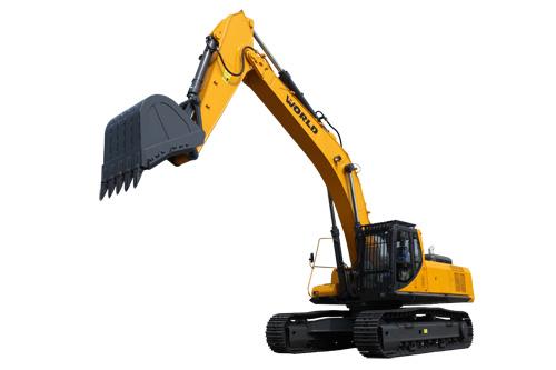 沃得W2425LC-8液压挖掘机