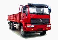 中国重汽ZZ1251M4441C1载货汽车
