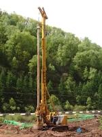 德国宝峨BG 30专用型旋挖钻机