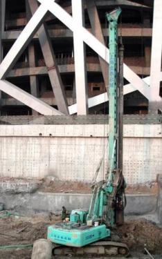 上海金泰SD20C旋挖钻机