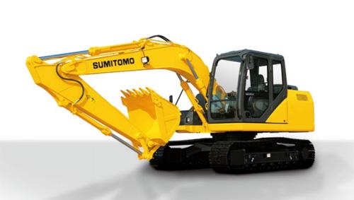 住友SH300-5液压挖掘机