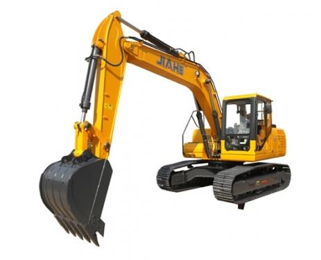 嘉和JH135履带式挖掘机