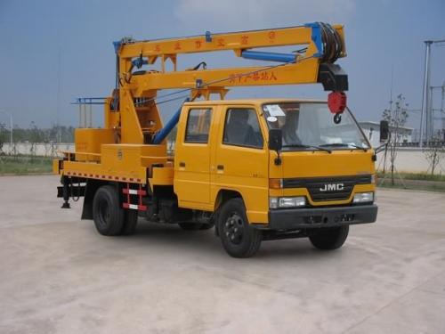 江特JDF5060JGKJ4高空作业车