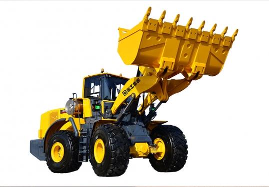 徐工LW900KN-LNG燃气型装载机