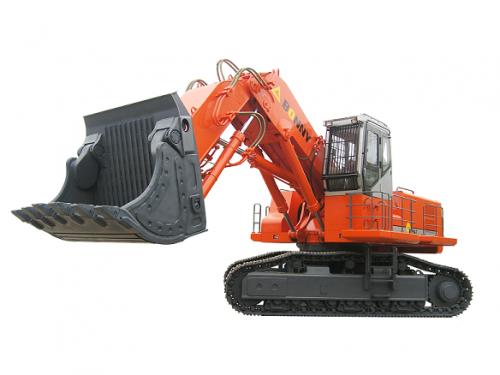 邦立CED750-8正铲电动液压挖掘机