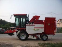 沃丰机械沃丰4YH-2A1玉米收获机