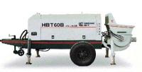 柳工HBT60B拖泵
