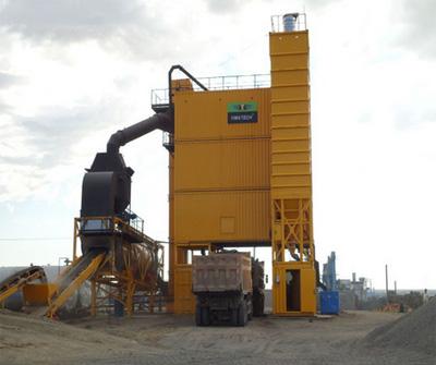 江苏意玛CSM180型沥青混凝土拌合站