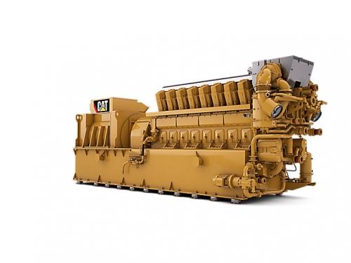 卡特彼勒CG260-16燃气发电机组