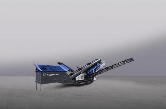 克磊镘(KLEEMANN)MS 702 EVO 移动式筛分设备