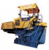鼎盛重工WTB7500全液壓穩定土拌攤鋪機