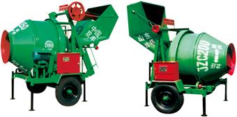 双丰JZC200/ZC350型混凝土搅拌机