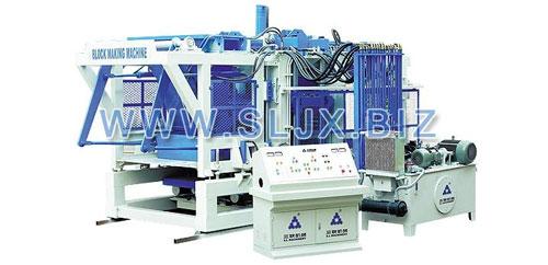 三联机械QFT12(XL)-15型砌块成型机