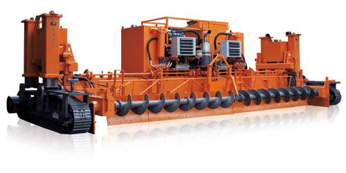 华通动力1220MAXI-PAV滑膜式水泥摊铺机