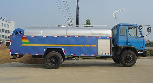 湖北合力高压清洗车-EQ1108KJ
